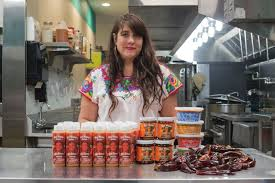 hot mama salsa owner
