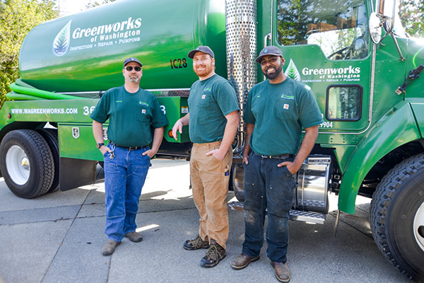 greenworks team