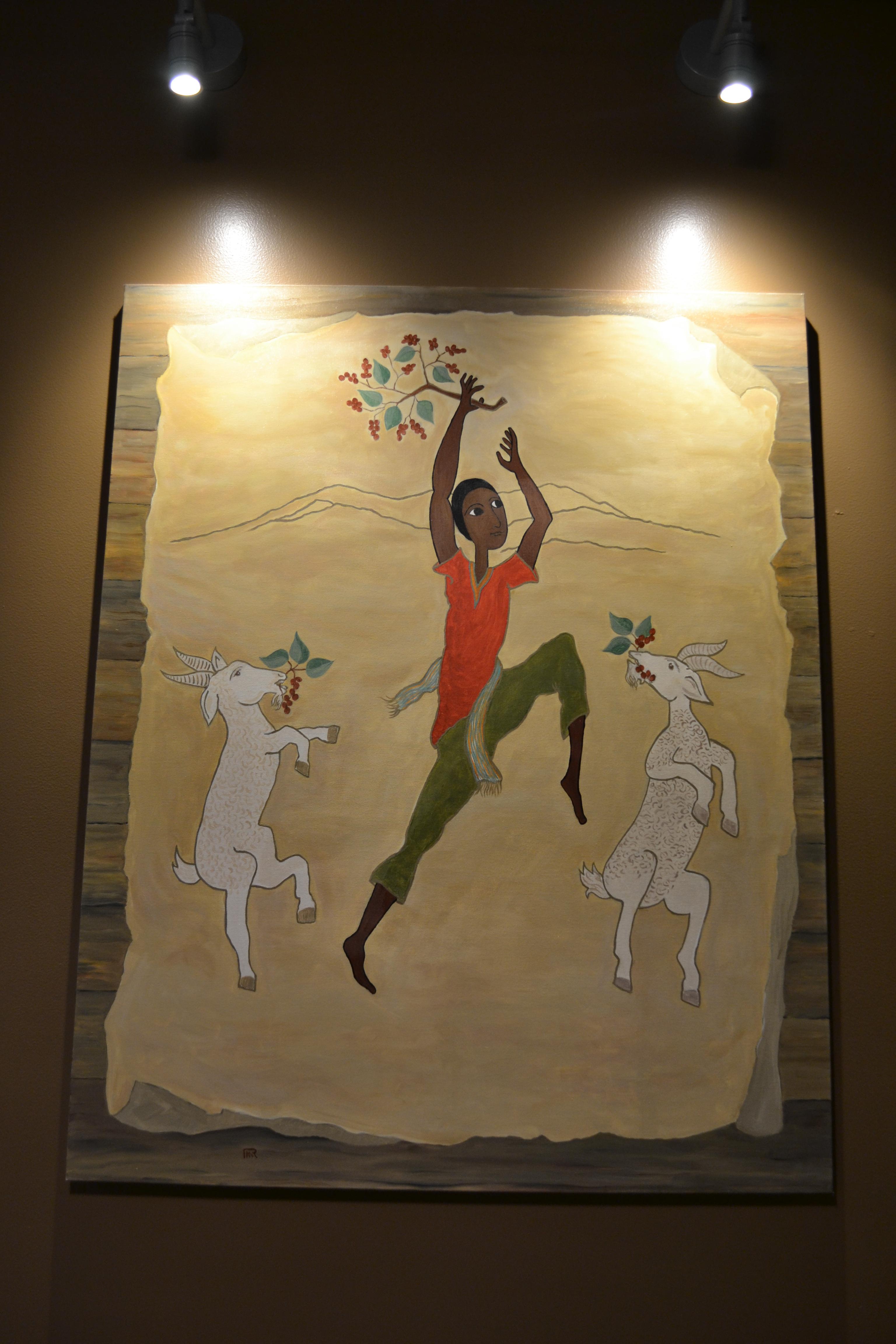 Boon Boona, Kaffa, Coffee Origin Story
