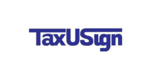 taxusign logo