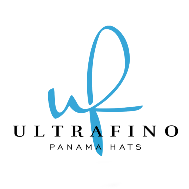 ultrafino panama hats logo