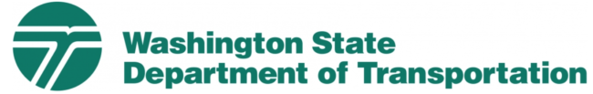 WA Dept of Transportation logo