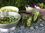canning and pickling
