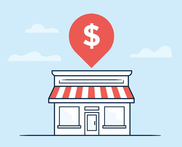 small business SBA icon
