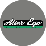 Alter Ego Expressions' Logo for Celebrating Dreams website Showcase