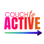 COUCH to ACTIVE's Logo for Celebrating Dreams website Showcase