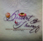 Dessert & Thangz LLC's Logo for Celebrating Dreams website Showcase