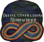 Divine Generations Family Program's Logo for Celebrating Dreams website Showcase