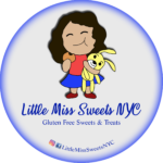 Little Miss Sweets NYC's Logo for Celebrating Dreams website Showcase