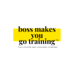 Boss Makes You Go Training LLC's Logo for Celebrating Dreams website Showcase