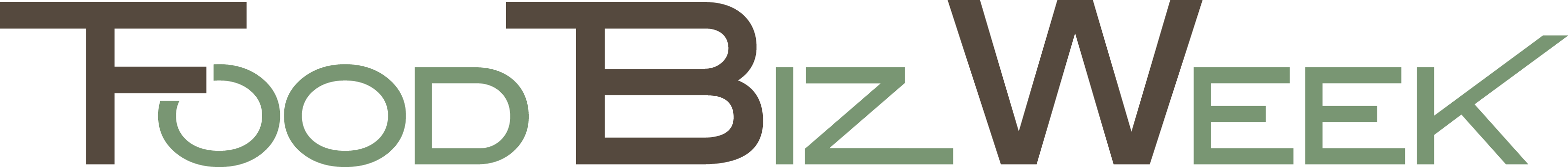 Food Biz Week Logo