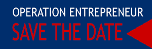 Operation Entrepreneur Save the Date